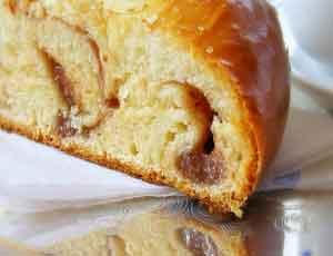 дрожжевой-пирог