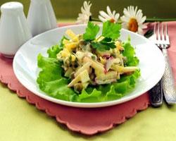 Салат великолепный рецепт