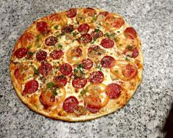 пицца-салями
