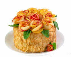тарт-с-яблоками-в-карамели_