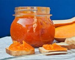 тыквенный-конфитюр-с-мандаринами