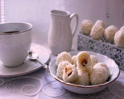 кокосовые-конфеты