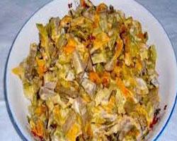 салат-с-печенью