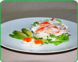 салат-из-крабов-и-авокадо