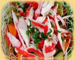 салат-из-крабов-и-грибов