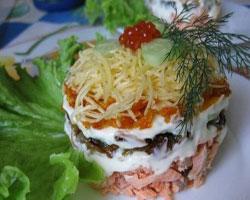 салат-рыбный-Наслаждение