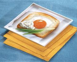 Тосты-с-яйцом-Франция