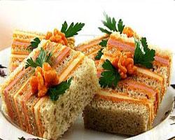 полосатые-бутерброды