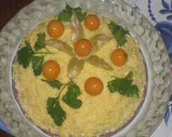 аппетитный-салат-из-яиц