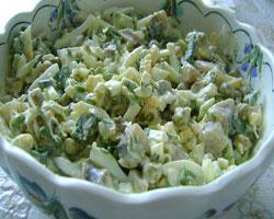 салат-из-зеленого-чеснока