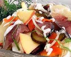 салат-селедочный