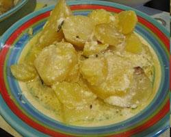 картофель-в-белом-соусе
