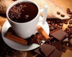 Горячий шоколад и какао